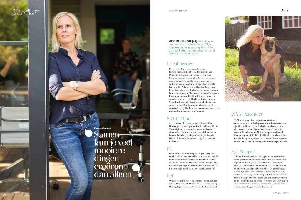 Q&A UIT magazine sept 2020